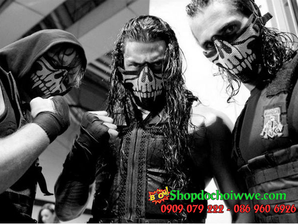Nhóm wwe The Shield
