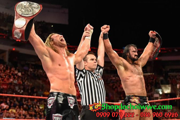 #12 Drew Mcintyre and Dolph Ziggler - WWE Raw Tag-Team Champions