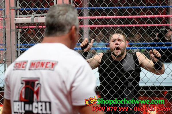 #3 Shane McMahon vs. Kevin Owens - Hell in a Cell 2017