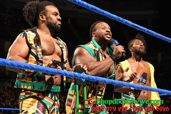 #11 The New Day - WWE SmackDown Live Tag-Team Champions