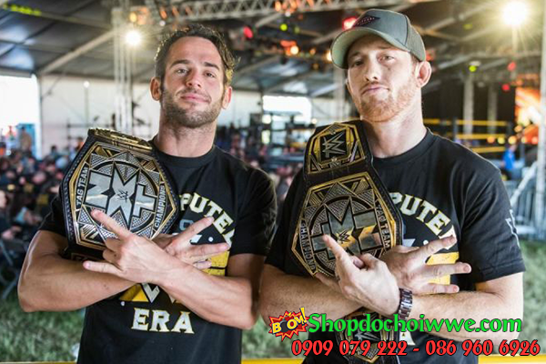 #8 The Undisputed ERA - NXT Tag-Team Champions