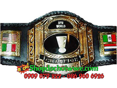 3PW Heavyweight Title