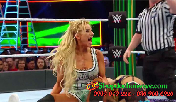 #9 Carmella vs. Asuka (Money in the Bank)