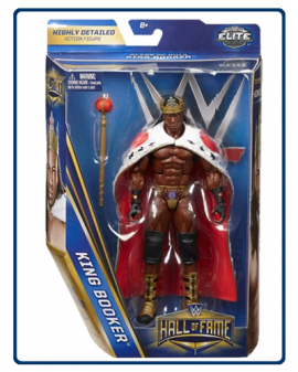 Mô Hình WWE King Booker Hall Of Fame