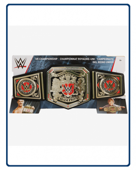 Đai WWE United Kingdom Championship